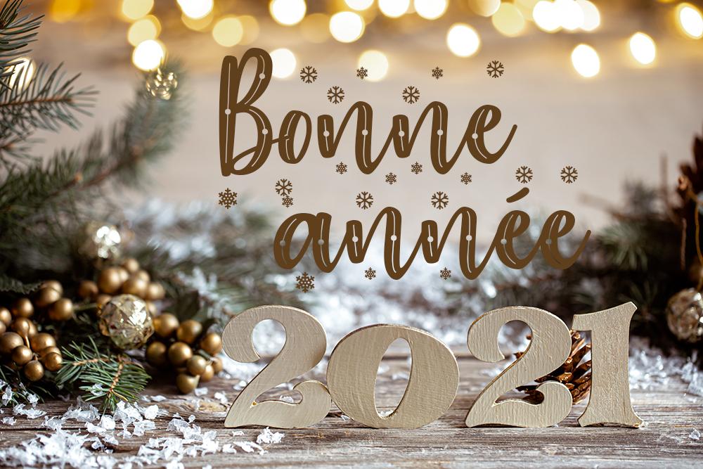 Monsieur le Maire, le Conseil municipal et le personnel communal vous souhaitent de joyeuses fêtes de fin d'année. Soyez prudents, prenez soin de vous.